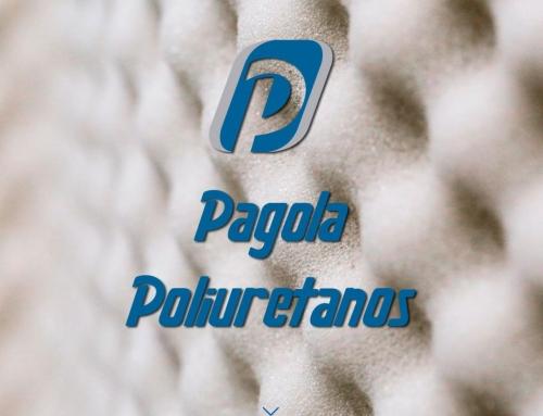 Web corporativa para Pagola Poliuretanos, 2017