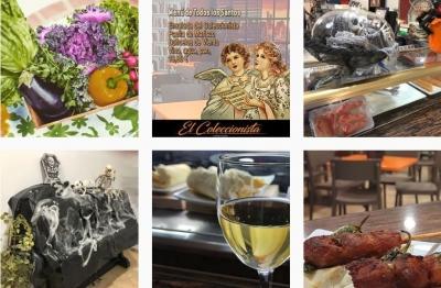 Perfil de Instagram de nuestro cliente Bar El Coleccionista.
